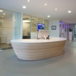 Seco Tools Reception Area