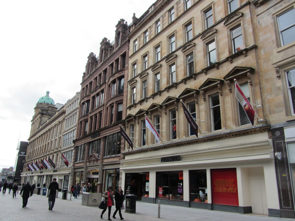 House of fraser planned maintenance cs2 chartered surveyors for Housse of fraser