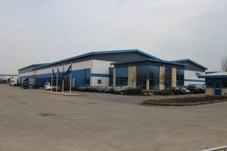 DSV Logistics Haldens