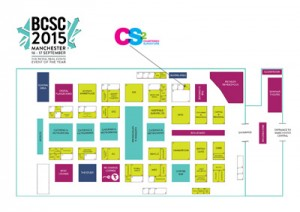 Meet CS2 at BCSC Stand 22