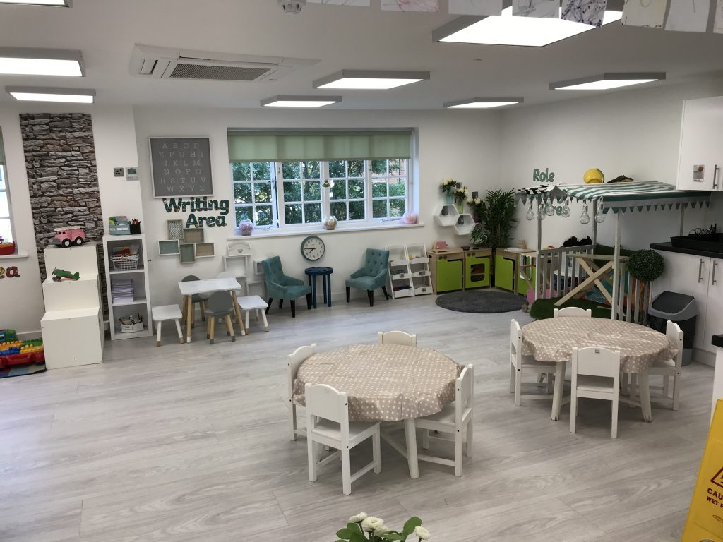 nursery fit out
